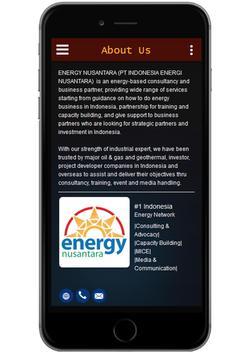 Energy Nusantara poster