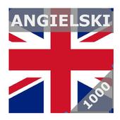 1000 słówek - Angielski icon