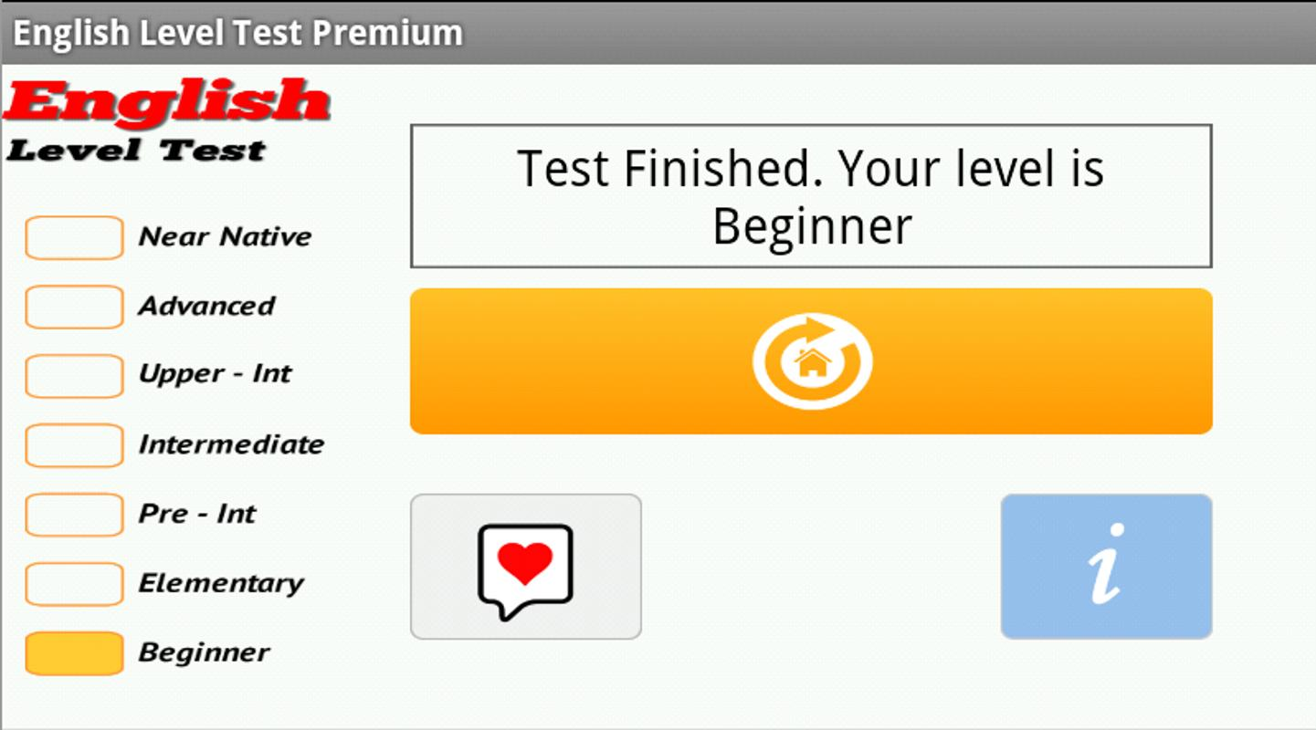 English Test: Check your English Level For Free