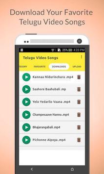 Telugu Video Songs screenshot 2