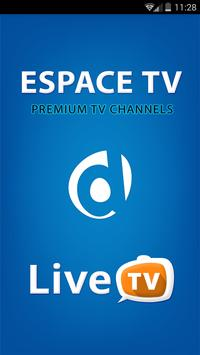 Espace TV poster