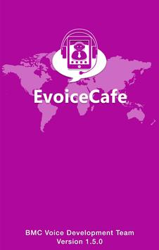 EvoiceCafe poster