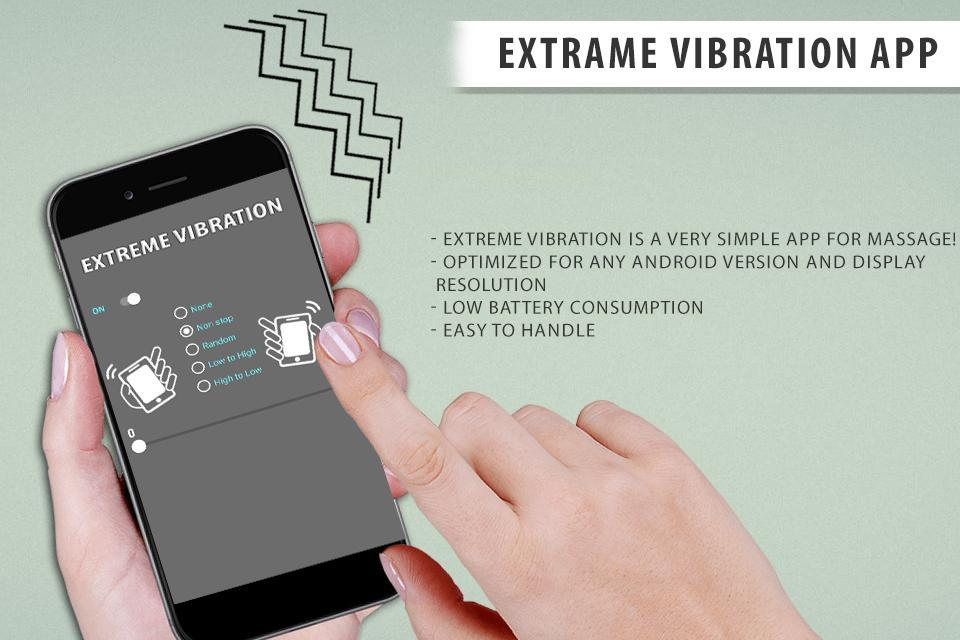 Extreme Vibration App para Android - APK Baixar