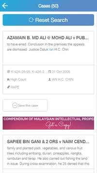 FCL&CO Case Law Search apk screenshot