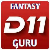 Fantasy Dream11 Guru icon
