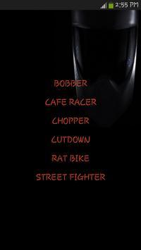 Motorcycle Types apk screenshot
