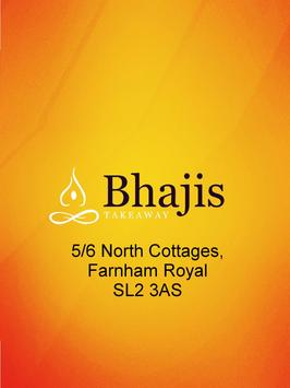 Farnham Royal Bhajis poster