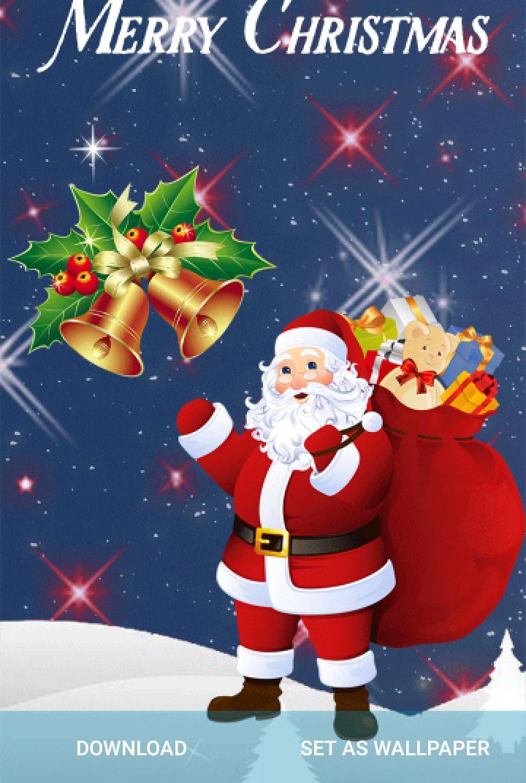 Christmas Live Wallpaper poster