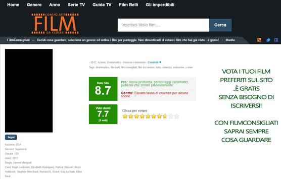 Film Consigliati screenshot 8