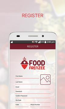 Food Frenzee apk screenshot