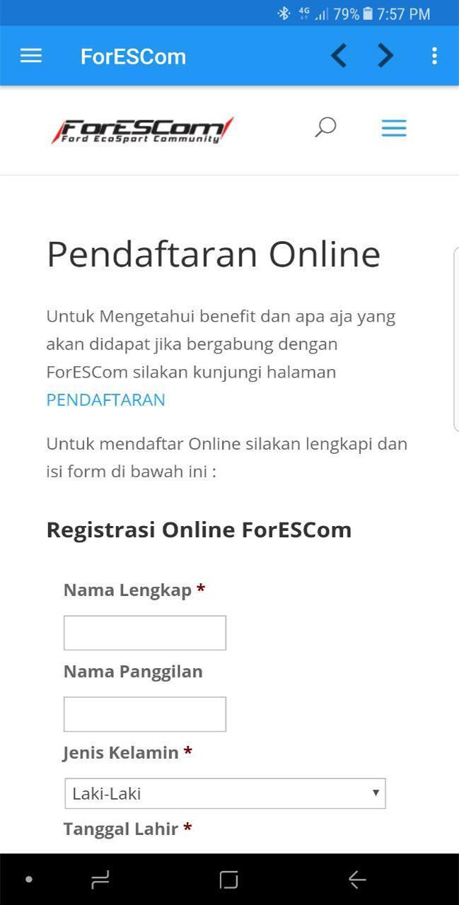 ForESCom poster