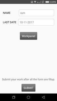 salary profile apk screenshot