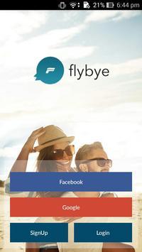 Flybye poster
