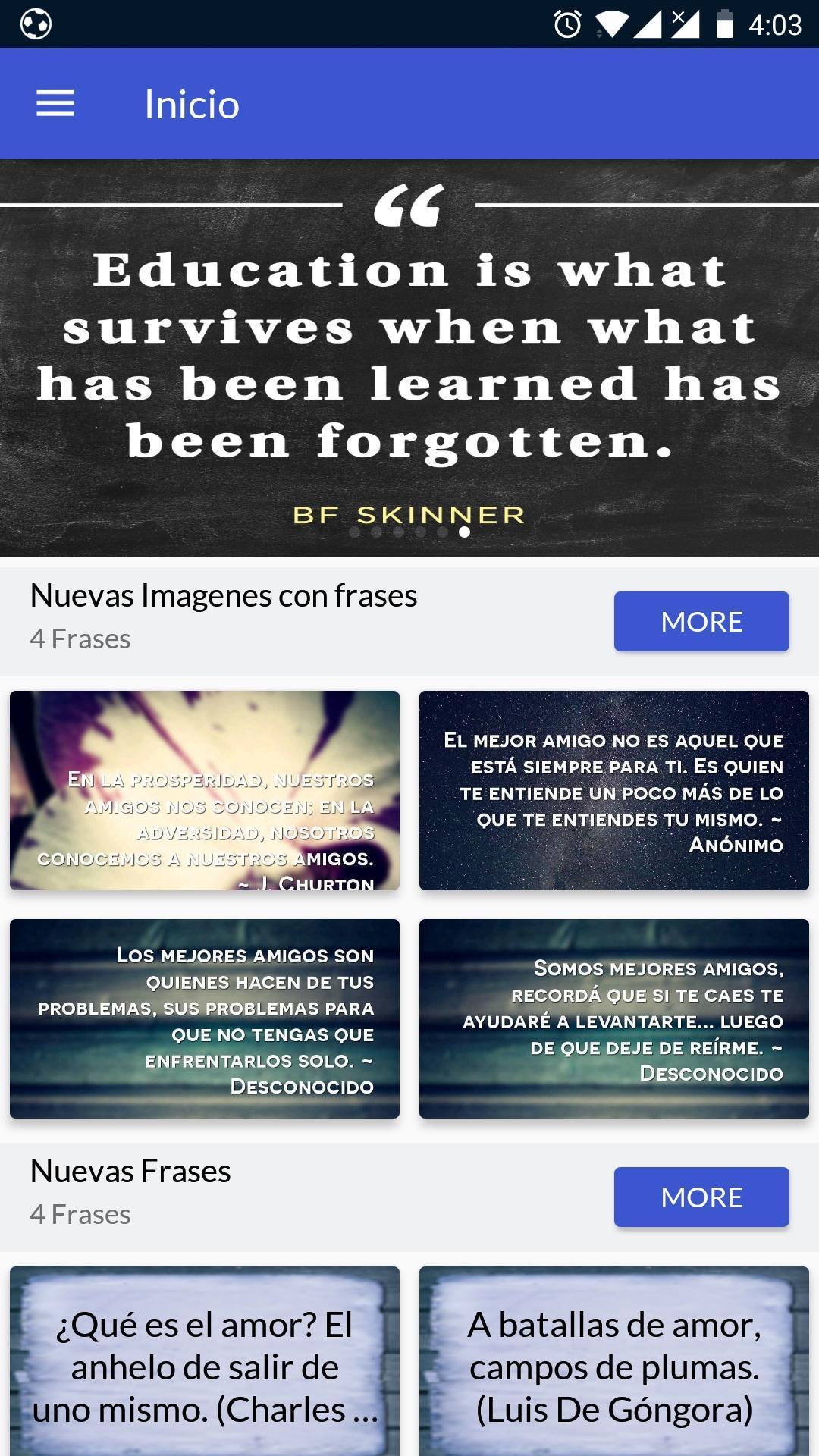 Frases Y Estados Para Todo Imágenes Bonitas для андроид