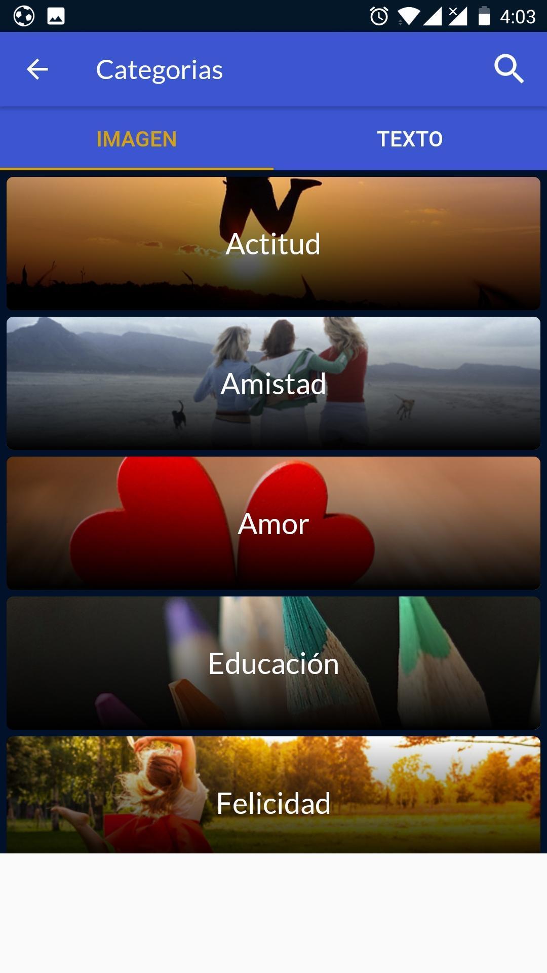 Frases Y Estados Para Todo Imágenes Bonitas For Android