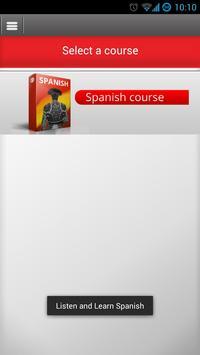 Listen and Learn Spanish screenshot 4