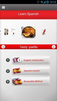 Listen and Learn Spanish screenshot 5