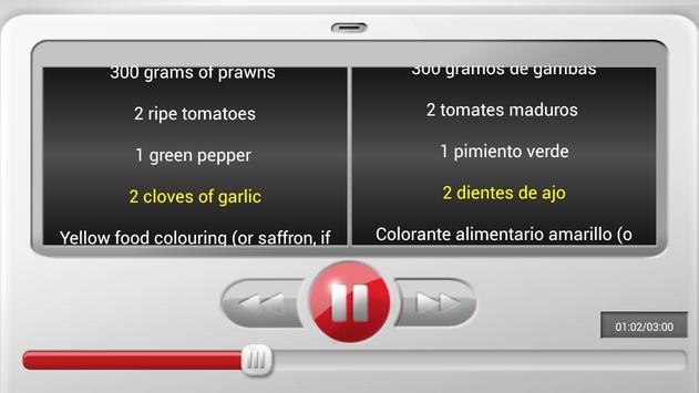 Listen and Learn Spanish screenshot 7
