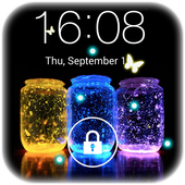 Butterfly locksreen icon