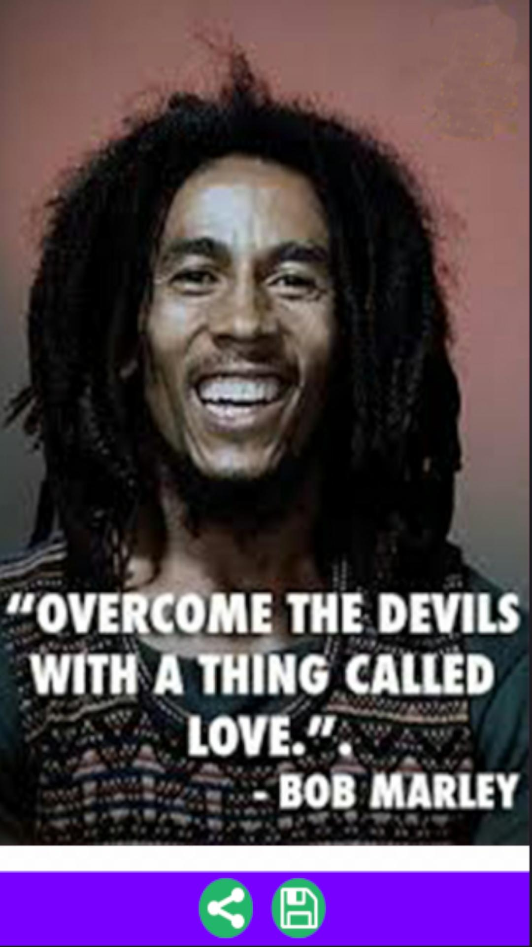 Best Bob Marley Quotes For Android Apk Download