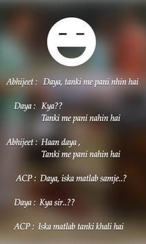 CID Jokes apk screenshot