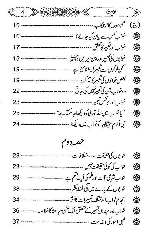 Khwabon ki tabeer book in urdu pdf novels
