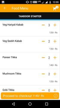 Gandharva Pure Veg - Narhe screenshot 4