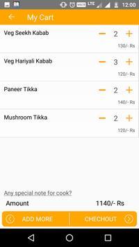 Gandharva Pure Veg - Narhe screenshot 5