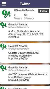 Gauntlet Awards screenshot 2