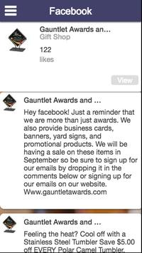 Gauntlet Awards screenshot 4