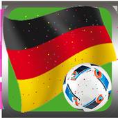 Deutschland Wallpaper EURO 16 icon