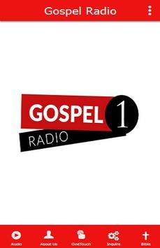 Gospel Radio poster