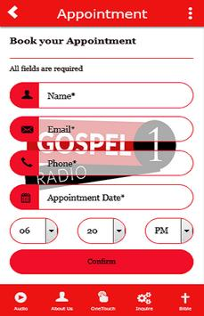 Gospel Radio apk screenshot
