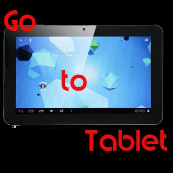 Go to Tablet poster