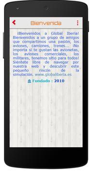 Global Iberia App screenshot 2