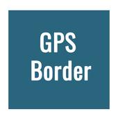 GPS Border icon
