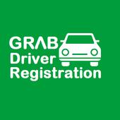 KL SELANGOR Grab Driver Registration icon