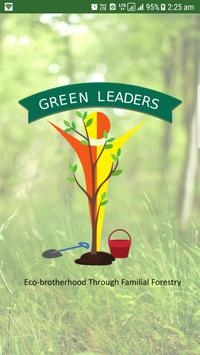 Green Leaders poster