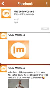 Grupo Mercadeo screenshot 2