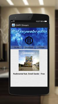 Galaxywebradio poster