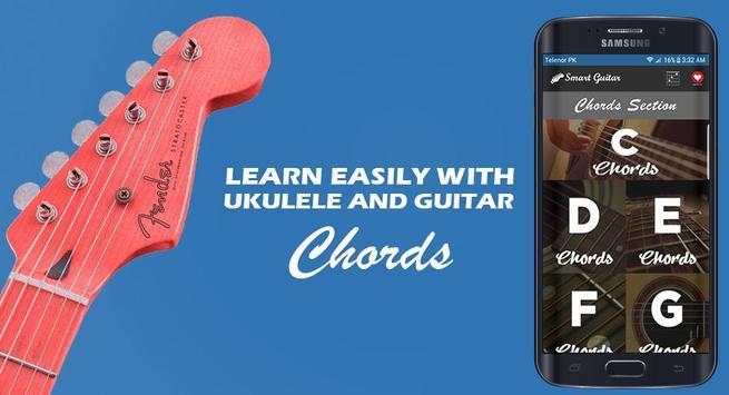 Learn guitar screenshot 1