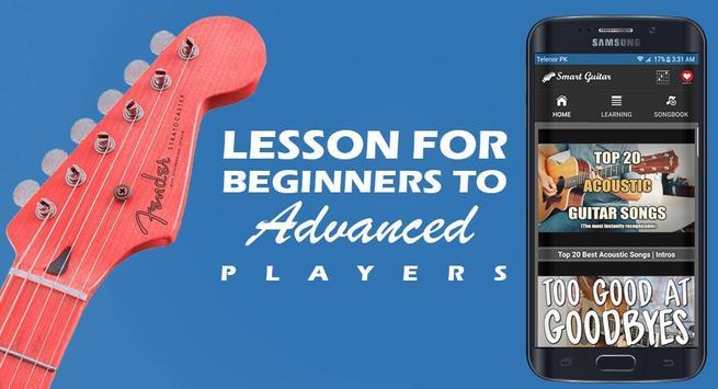 Learn guitar screenshot 2