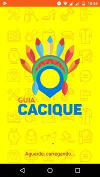 Guia Cacique poster