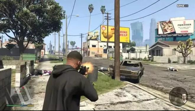 grand theft auto v para android gratis