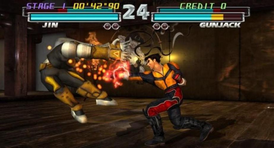 Cheats Tekken 4 5 Gunning For For Android Apk Download