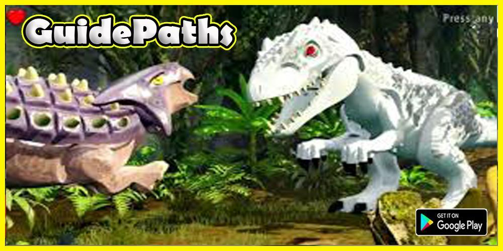 lego jurassic world free download for android