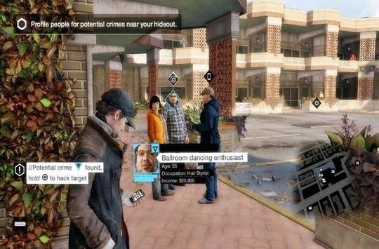 WINS CHEATS WATCH DOGS poster