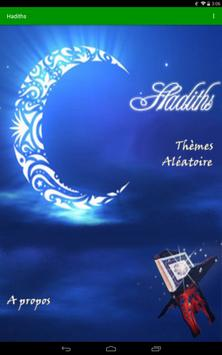 Hadiths apk screenshot