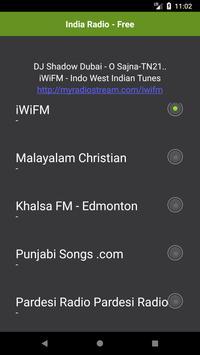 Indian Radio - Free apk screenshot
