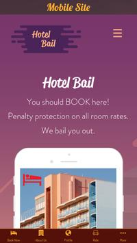 Hotel Bail poster